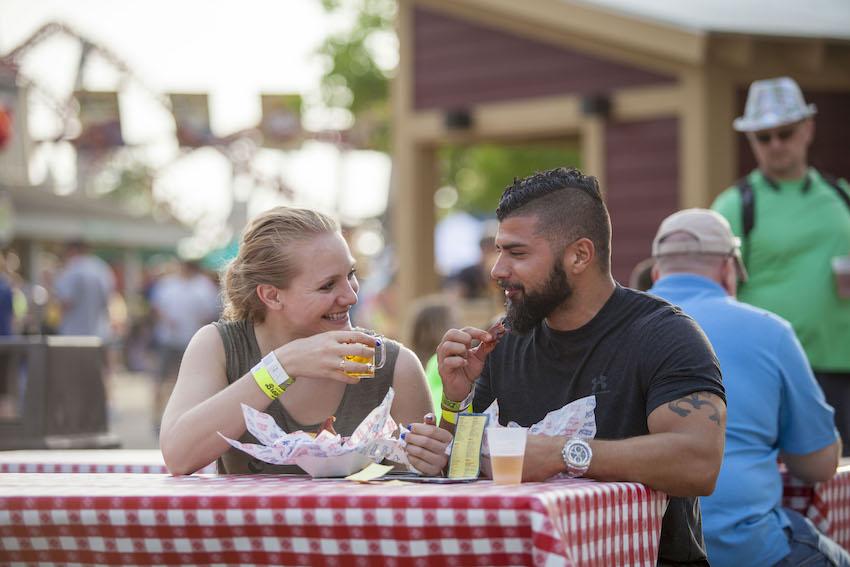 Frontier Festival at Cedar Point