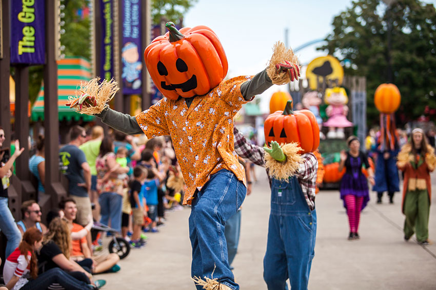 The Great Pumpkin Parade