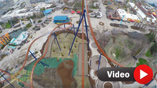 Valravn point-of-view video